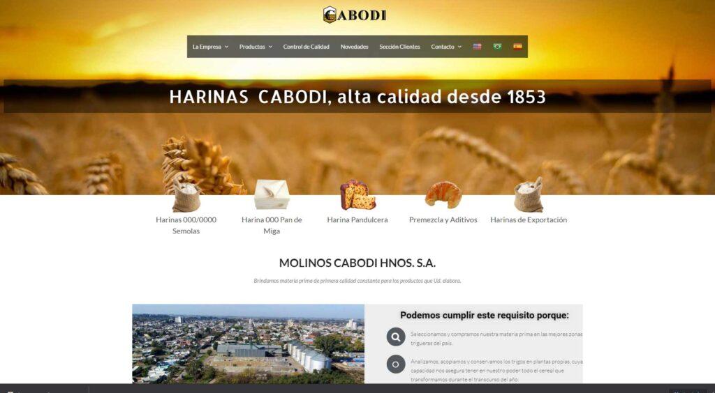 Bitwobi Cabodi pagina web